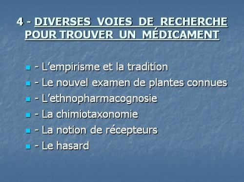 L'évolution du médicament jusqu'à nos jours, une conférence de l'Association Culturelle Châtillonnaise