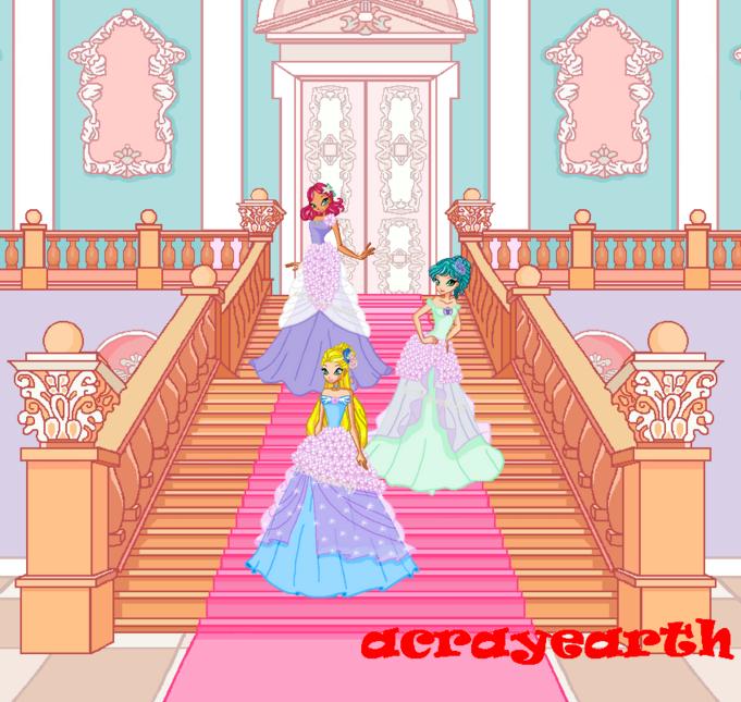 Descente des escaliers