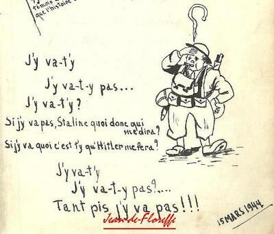 19. En attendant Tommy (15/3/1944)