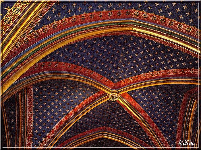 ile-de-France Paris Paris-Ier Sainte-Chapelle 07