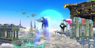 - Cloud Up Special - Image published direct in smashbros.com 13.Nov.2015