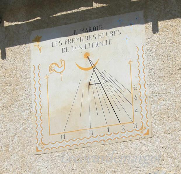 Les cadrans solaires de St Véran