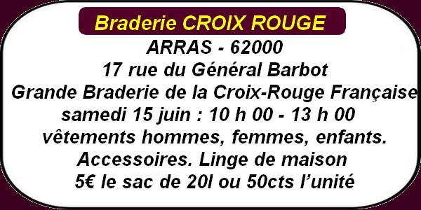 Les loisirs à Arras et ses environs- week-end 14 au 16 juin.