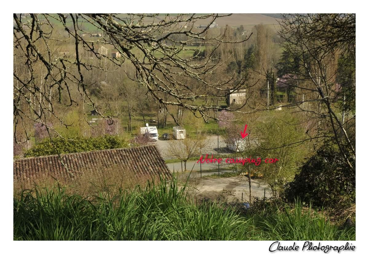 Cordes sur ciel - Tarn - Midi Pyrénées - 19 Mars 2014