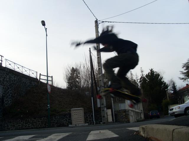 saut freebord