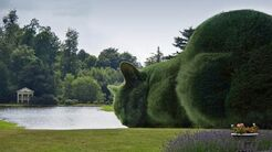 Topiary Cats Capture Imaginations of Millions - Mousebreath Magazine