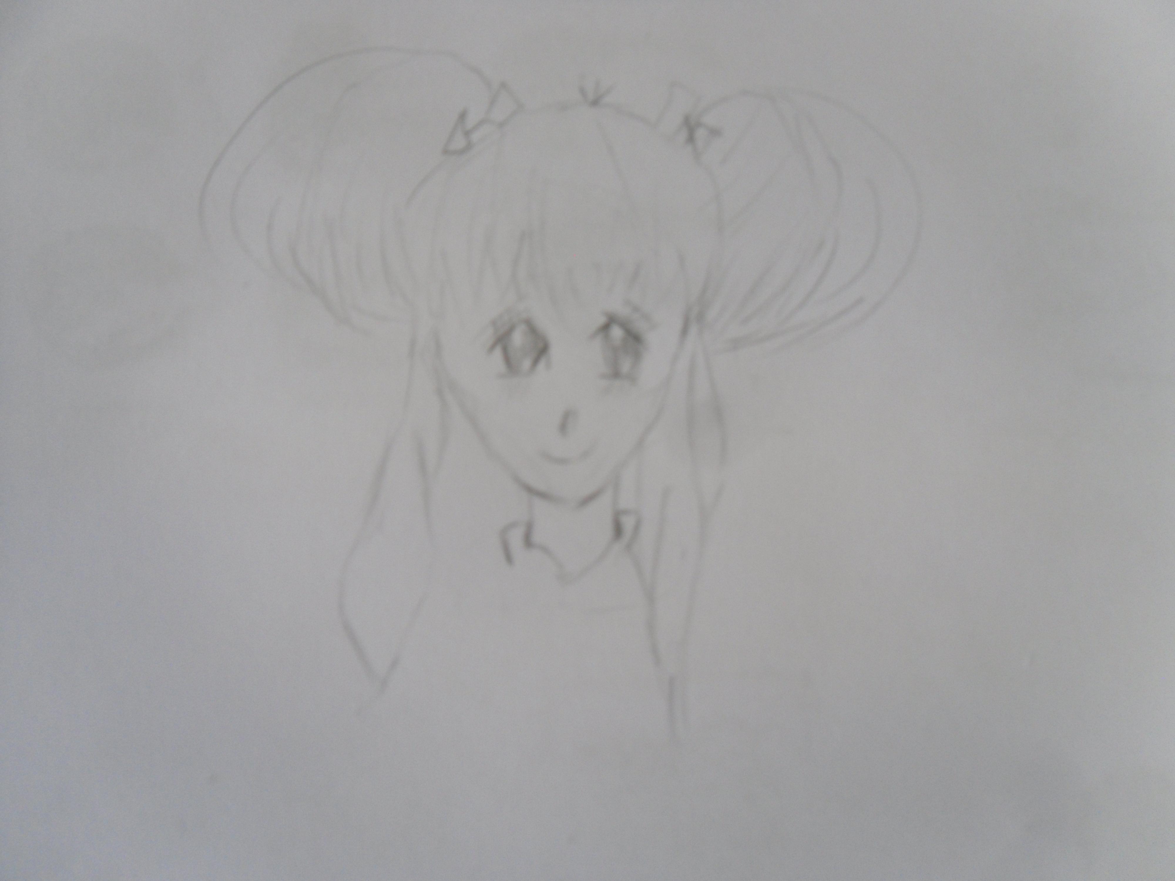 modèle nez manga