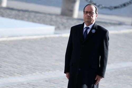 CHANTOUVIVELAVIE : 11 novembre: Hollande s'érige en chef des armées et défend son bilan
