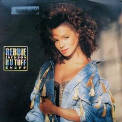 Rebbie Jackson - R.U Tuff Enuff - Complete LP