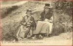 Cartes postales Bourbonnaises venues du N.E