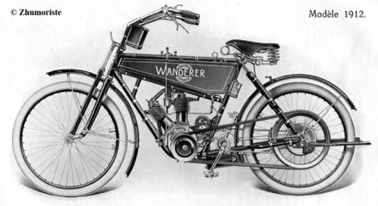La Motocyclette en France 1914-1921 - Réédition (5)