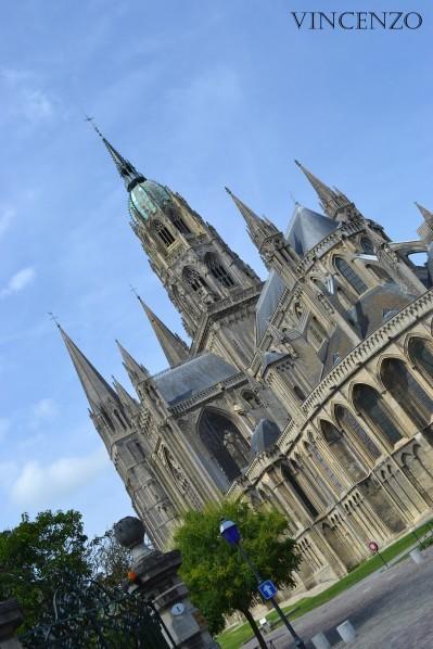 Normandie Bayeux cathédrale