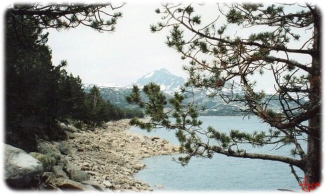 Le lac des Bouillouses
