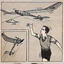 Les B.D sur l'Aéromodélisme