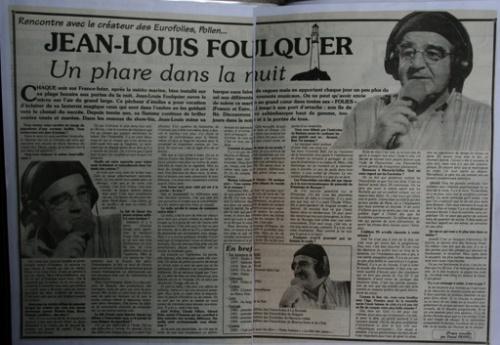114. Jean-Louis Foulquier -animateur, comédien
