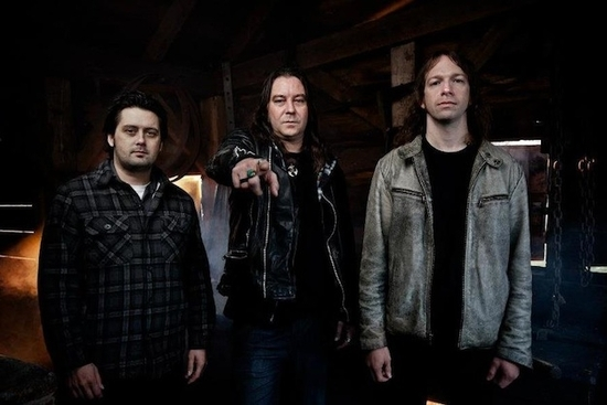 HIGH ON FIRE_Band2012