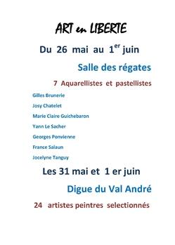 ART en LIBERTE affiche2