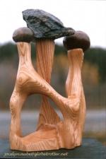 Jocelyn Aubé... Peintre, sculpteur, ébéniste !!!!