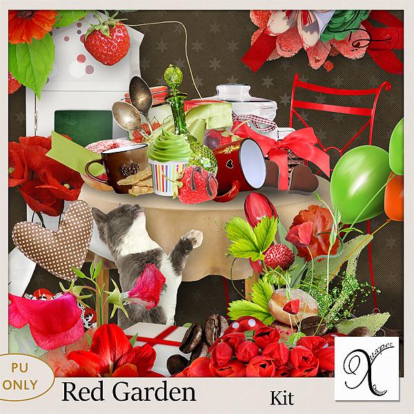 Red garden Kit