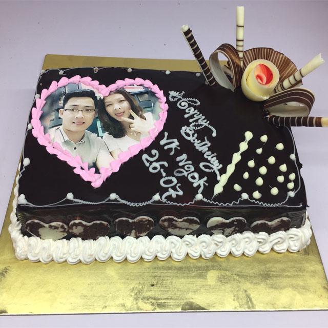 Bánh sinh nhật tặng vợ CN10 đẹp, ý nghĩa