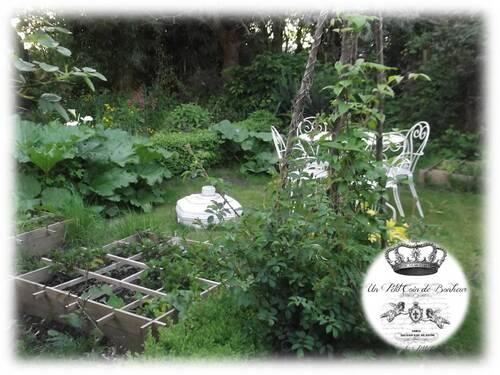 Relooking côté jardin