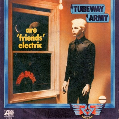 Tubeway Army - Are Friends Electric - 1979