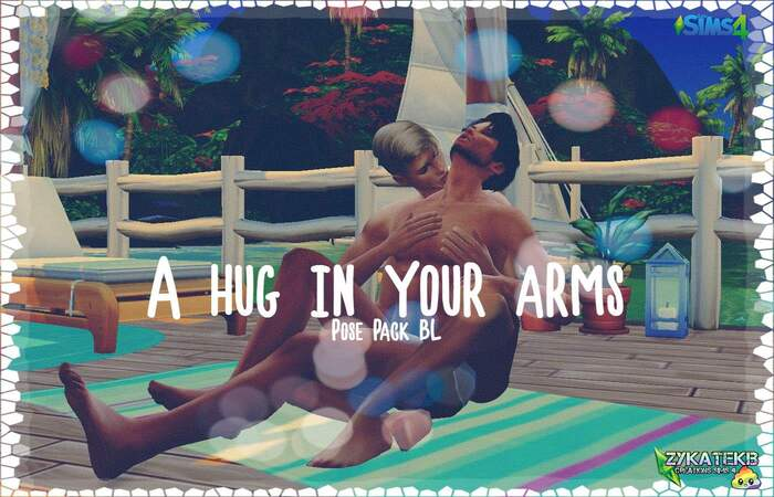 A hug in your arms