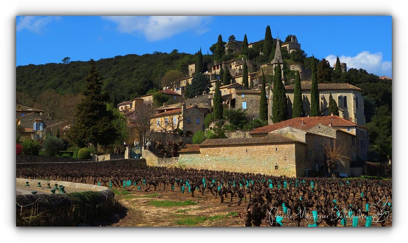 La Roque-sur-Cèze et les Cascades du Sautadet