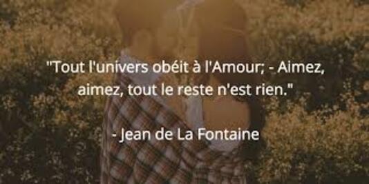 275 magnifiques citations d'amour en français | La langue française
