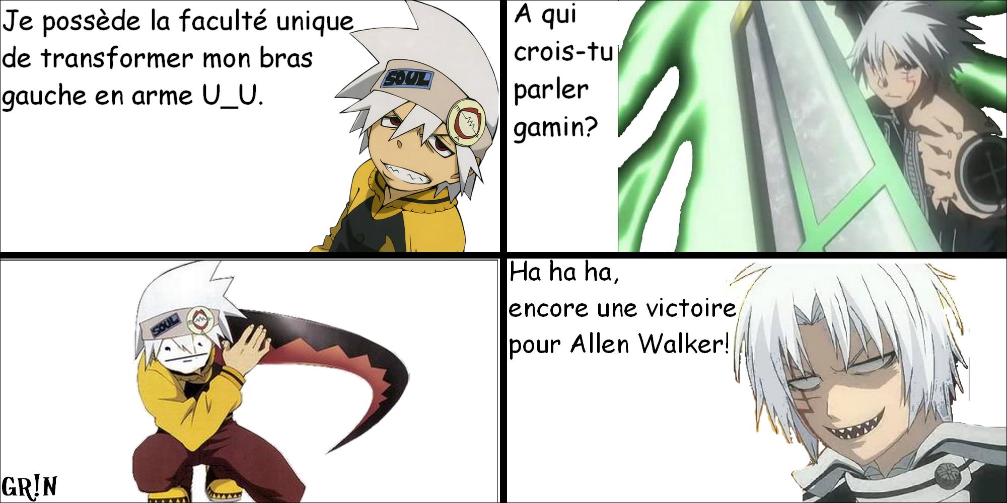 Soul vs Allen (by Gr!n))