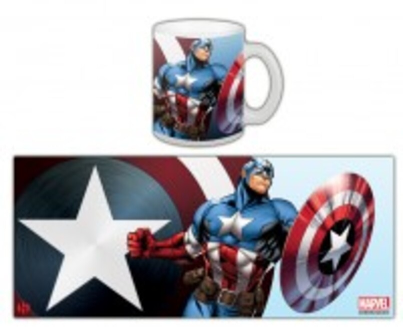 Des mugs, tout plein de mugs!