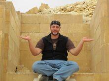 Yousef Awyan, le savoir ancien de l'Egypte