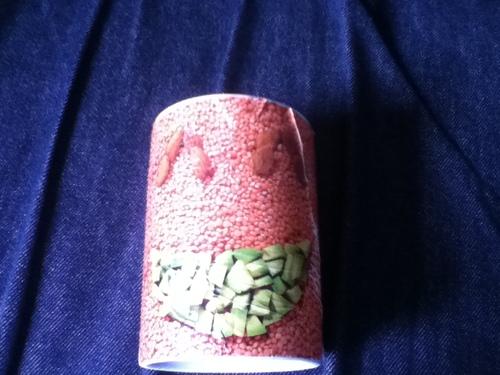 Mes pots à crayon