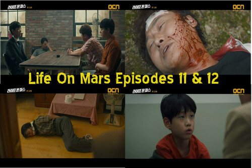 Life on Mars Episodes 11&12