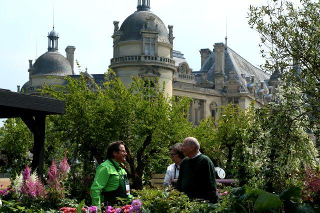 Chantilly - Printemps 2016