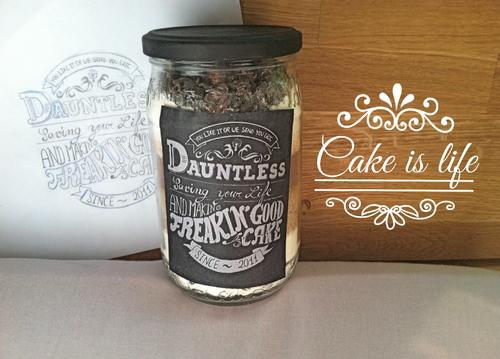 Brownie dans un pot : un cadeau amusant et tout simple