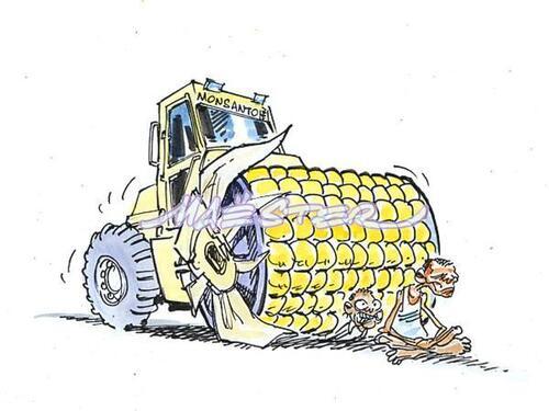 Info en partage : Monsanto condamné à rembourser des milliards aux paysans brésiliens...