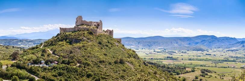 Château d'Aguilar | Les sites Pays Cathare