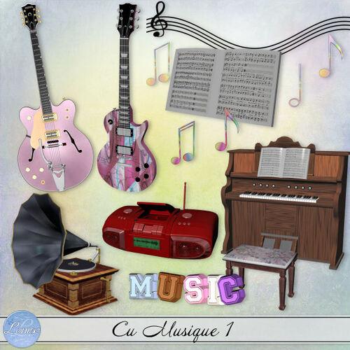 CU Musique 1
