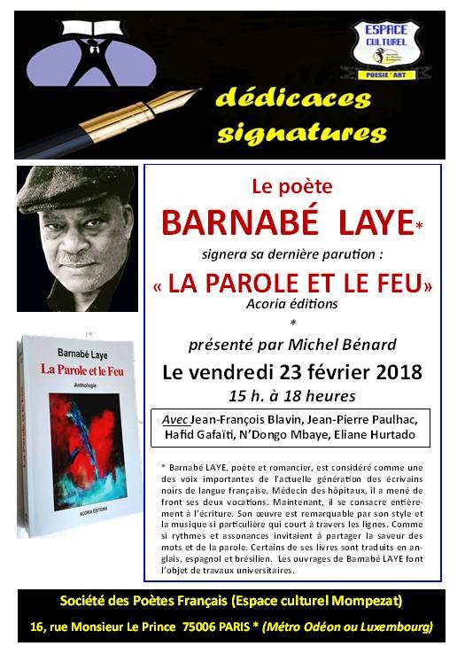 Barnabé Laye