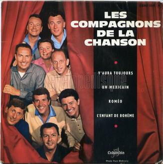 Les compagnons de la chanson, 1962