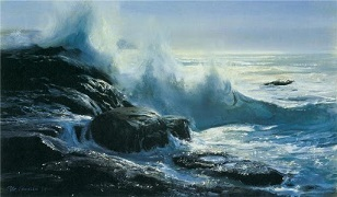 Rêver en regardant la mer ...