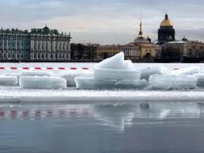 RUSSIE - Winter in Saint Petersburg  (Voyages)