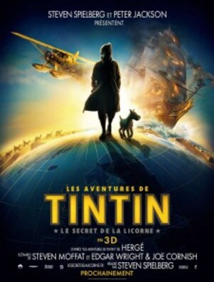 affiche-Les-Aventures-de-Tintin-Le-Secret-de-la-licorne-The-Adventures-of-Tintin-Secret-of-the-Unicorn-2010-1