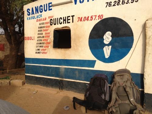 19h de bus, Bamako!