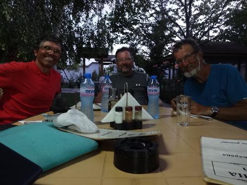 Dimanche 12 août Kavarna – Suvorovo
