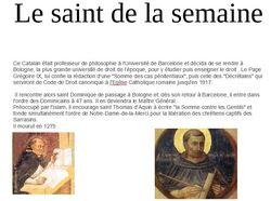 St Raymond