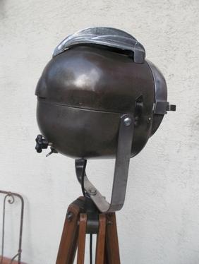 Projecteur Lita O'range metalic 3