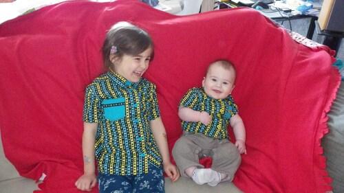 Duo de chemises
