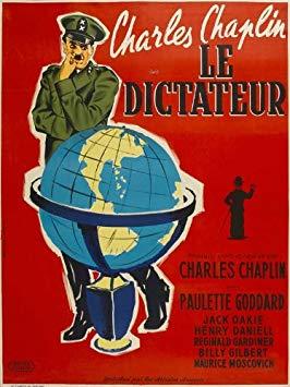 """Résultat de recherche d'images pour """"le dictateur affiche"""""""